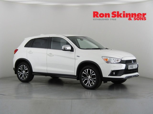 View our 2017 66 MITSUBISHI ASX 1.6 3 5d 115 BHP