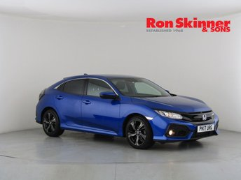 2017 HONDA CIVIC}