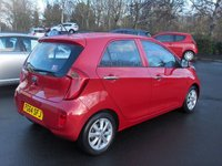 USED 2014 64 KIA PICANTO 1.0 2 5d 68 BHP BALANCE OF MANUFACTURERS SEVEN YEAR WARRANTY