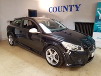 USED 2010 10 VOLVO C30 1.6 R-DESIGN 3d 100 BHP * TWO OWNERS * FULL HISTORY *