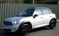 USED 2012 12 MINI COUNTRYMAN 2.0 COOPER D ALL4 5d AUTO {Sunroof} ****Sunroof,4x4,Chili Pack,Folding Mirrors++****