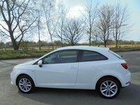 USED 2013 13 SEAT IBIZA 1.4 TOCA 3d 85 BHP