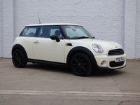 2012 MINI HATCH ONE 1.6 ONE 3d 98 BHP £4280.00