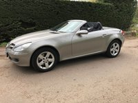 USED 2006 MERCEDES-BENZ SLK 3.0 SLK280 2d 231 BHP