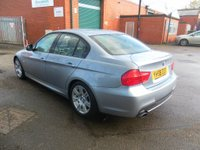 USED 2009 59 BMW 3 SERIES 2.0 318D M SPORT 4d 141 BHP
