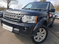 2010 LAND ROVER DISCOVERY 3.0 4 TDV6 XS 5d 245BHP £9490.00