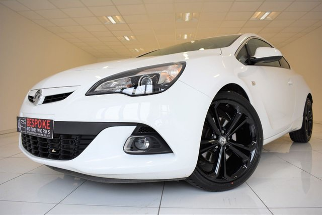 2015 65 VAUXHALL ASTRA GTC 1.4 LIMITED EDITION 3 DOOR