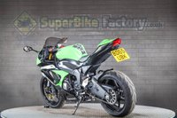 USED 2015 65 KAWASAKI ZX-6R - NATIONWIDE DELIVERY, USED MOTORBIKE. GOOD & BAD CREDIT ACCEPTED, OVER 600+ BIKES IN STOCK