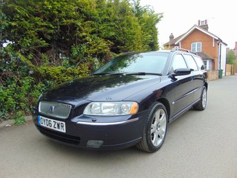 2006 VOLVO V70 2.4 PETROL SE AUTOMATIC - UK CAR - ULEZ COMPLIANT