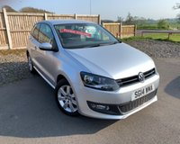 USED 2014 14 VOLKSWAGEN POLO 1.2 MATCH EDITION TDI 3d 74 BHP