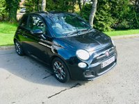 USED 2013 13 FIAT 500 1.2 S 3d 69 BHP Only £30 Road Tax & Low Insurance Group