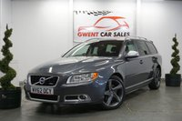 USED 2012 62 VOLVO V70 2.0 D3 R-DESIGN 5d 161 BHP *VOLVO HISTORY, GREAT CONDITION*