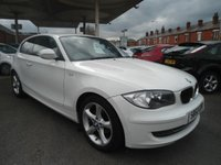 USED 2011 60 BMW 1 SERIES 2.0 116D SPORT 3d 114 BHP FULL SERVICE HISTORY