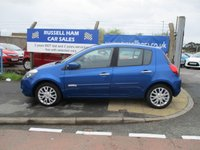 USED 2009 59 RENAULT CLIO 1.1 DYNAMIQUE TCE 5d 100 BHP 3 Stamps of Service History. New MOT & Full Service Done on purchase + 2 Years FREE Mot & Service Included After . 3 Months Russell Ham Quality Warranty . All Car's Are HPI Clear . Finance Arranged - Credit Card's Accepted . for more cars www.russellham.co.uk  Spare Key + Owners Book Pack.