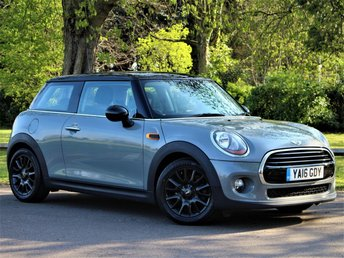 2016 MINI HATCH COOPER 1.5 COOPER 3d 134 BHP £10495.00