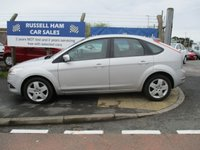 USED 2008 58 FORD FOCUS 1.8 STYLE TDCI 5d 115 BHP 10 Stamps of Service History. 2 Owner Car. New MOT & Full Service Done on purchase + 2 Years FREE Mot & Service Included After . 3 Months Russell Ham Quality Warranty . All Car's Are HPI Clear . Finance Arranged - Credit Card's Accepted . for more cars www.russellham.co.uk  Spare Key + Owners Book Pack.