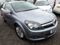 2010 VAUXHALL ASTRA 1.6 SRI 3d 113 BHP £2995.00