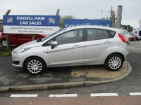 USED 2013 13 FORD FIESTA 1.2 STYLE 5d 81 BHP Service History. £30 Yearly Road Tax. New MOT & Full Service Done on purchase + 2 Years FREE Mot & Service Included After . 3 Months Russell Ham Quality Warranty . All Car's Are HPI Clear . Finance Arranged - Credit Card's Accepted . for more cars www.russellham.co.uk   + Owners Book Pack.