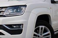 USED 2017 67 VOLKSWAGEN AMAROK 3.0 DC V6 TDI HIGHLINE 4MOTION 4d AUTO 224 BHP