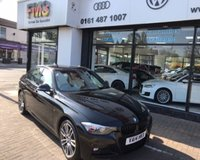 2014 BMW 3 SERIES 320D XDRIVE M SPORT £SOLD