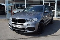 2015 BMW X5 3.0 XDRIVE40D M SPORT 5d 309 BHP £30990.00