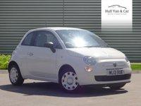2013 FIAT 500 1.2 POP 3d 69 BHP £4495.00