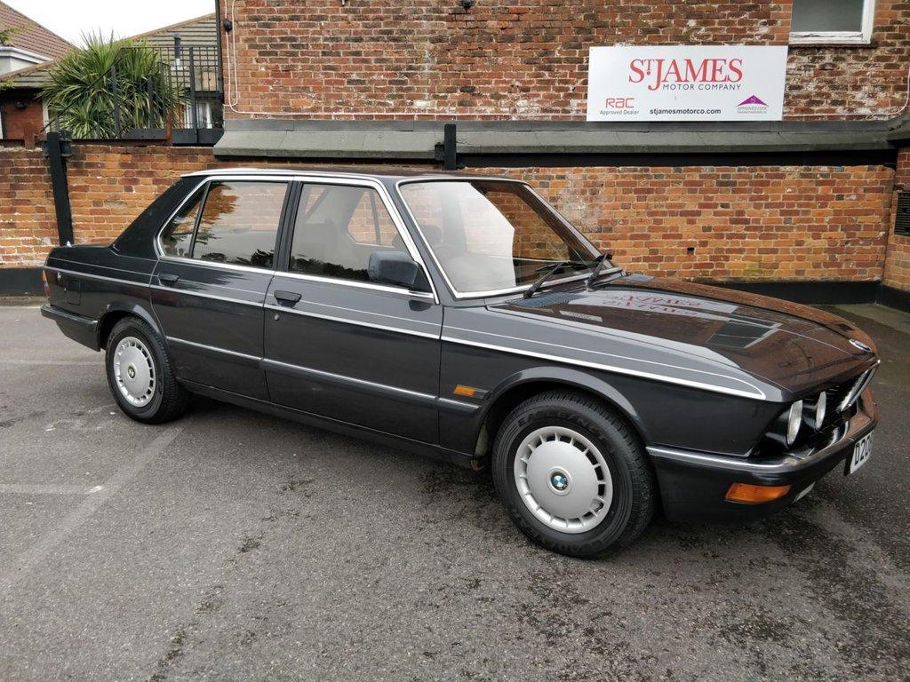 USED 1987 BMW 5 SERIES 2.0 520I 4d AUTO 125 BHP