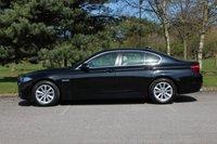 USED 2013 63 BMW 5 SERIES 2.0 520D SE 4d AUTO 181 BHP