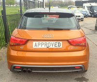 USED 2013 13 AUDI A1 1.4 SPORTBACK TFSI S LINE 5d 122 BHP 0% Deposit Plans Available even if you Have Poor/Bad Credit or Low Credit Score, APPLY NOW!