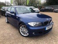 2010 BMW 1 SERIES 2.0 118D M SPORT 5d 141 BHP £6000.00