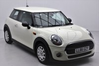 USED 2016 66 MINI HATCH ONE 1.2 ONE 3d AUTO 101 BHP