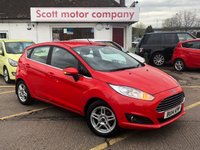 2014 FORD FIESTA 1.2 Zetec 5 door £5499.00