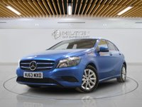 USED 2013 63 MERCEDES-BENZ A CLASS 1.8 A180 CDI BLUEEFFICIENCY SE 5d AUTO 109 BHP
