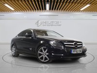 "USED 2012 62 MERCEDES-BENZ C CLASS 2.1 C220 CDI BLUEEFFICIENCY AMG SPORT 2d AUTO 170 BHP 18"" AMG ALLOYS 