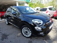 USED 2016 16 FIAT 500X 1.6 MULTIJET LOUNGE 5d 120 BHP Full Service History, Serviced by ourselves, One Owner, MOT until April 2020, Diesel, Excellent fuel economy! Only £20 Road Tax! 6 Speed Gearbox