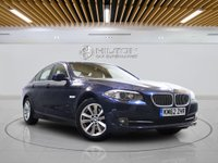 USED 2012 62 BMW 5 SERIES 2.0 520D SE 4d AUTO 181 BHP 1 OWNER | FULL SERVICE HISTORY