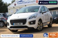 USED 2014 N PEUGEOT 3008 1.6 HDI ACTIVE 5d 115 BHP