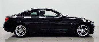 2014 BMW 4 SERIES 3.0 435I M SPORT 2d 302 BHP £17450.00