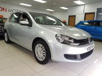 USED 2009 59 VOLKSWAGEN GOLF 1.4 S 5d+LOW MILES+SERVICE HISTORY+WARRANTY+DELIVERY+
