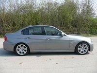 2010 BMW 3 SERIES 2.0 318D M SPORT 4d 141 BHP