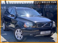 USED 2009 59 VOLVO XC90 2.4 D5 SE AWD 5d AUTO 185 BHP *LEATHER, 7 SEATS, PRIVACY GLASS!*