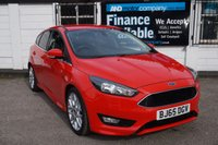 "USED 2015 65 FORD FOCUS 1.5 ZETEC S TDCI 5d 118 BHP FSH-B/TOOTH-DAB RADIO FSH, Appearance Pack, 18"" Alloys, B/tooth, USB,"