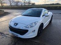 2012 PEUGEOT RCZ 1.6 THP GT 2d 156 BHP £6995.00