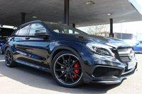 2015 MERCEDES-BENZ GLA-CLASS 2.0 GLA45 AMG 4MATIC 5d AUTO 360 BHP £26500.00