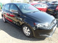 USED 2012 62 VOLKSWAGEN POLO 1.2 S A/C 5d 60 BHP