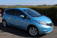 2015 NISSAN NOTE 1.2 ACENTA PREMIUM DIG-S 5d AUTO 98 BHP £8500.00