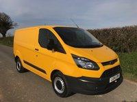 2014 FORD TRANSIT CUSTOM 2.2L 310 LR P/V 0d 124 BHP £6495.00