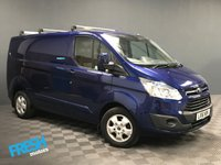 USED 2016 16 FORD TRANSIT CUSTOM 2.2 270 LIMITED L1H1 * 0% Deposit Finance Available