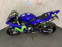 USED 2010 10 YAMAHA R1 YZF R1 10 TRACK BIKE LOW MILEAGE EXAMPLE  2010 10