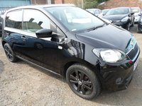 2014 SKODA CITIGO 1.0 BLACK EDITION 5d 59 BHP £4995.00